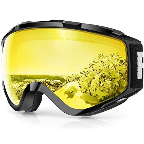 findway Skibrille, Snowboard Brille für...