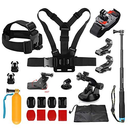 D&F Outdoor-Sport-Kamera-Zubehör-Kit für GoPro...