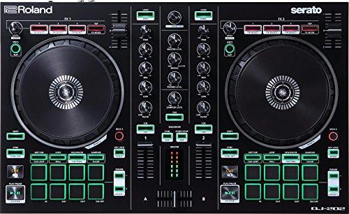 Roland DJ-202 DJ Controller, 2-Kanal-Controller...