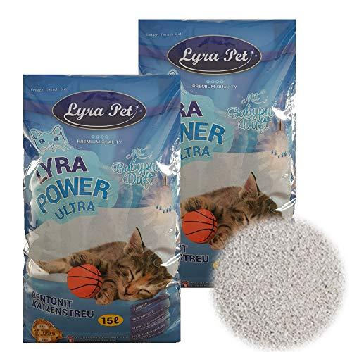 30 Liter LyraPet Cats Power Ultra Excellent...