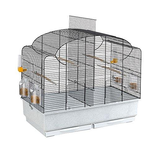 Ferplast Vogelheim für Kanarienvögel und Exoten...