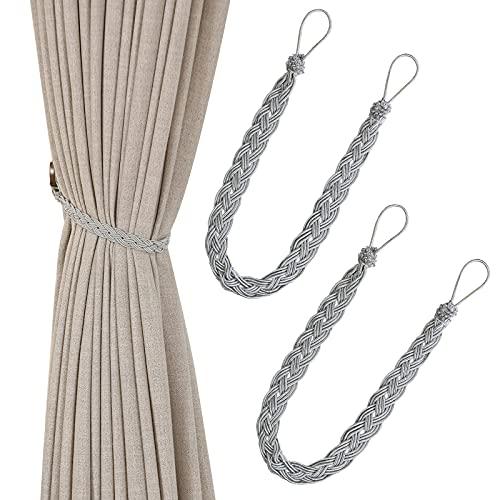Handgestrickte Vorhang-Raffhalter, einfacher...