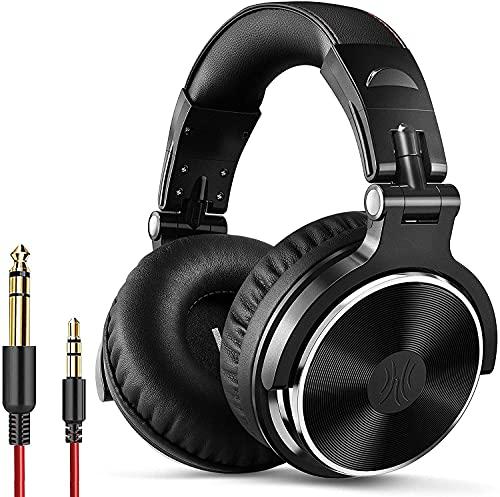 OneOdio Over Ear Kopfhörer mit Kabel, 50mm...