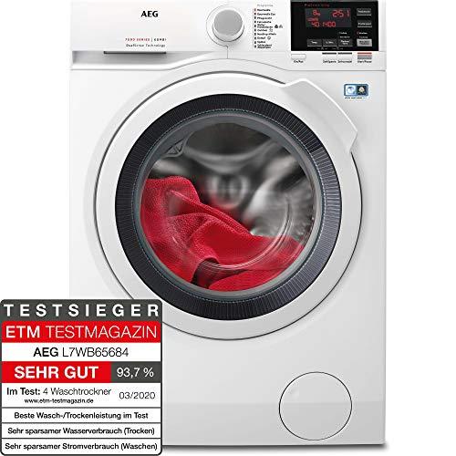 AEG L7WB65684 Waschtrockner / DualSense -...
