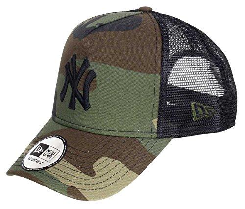 New Era New York Yankees - Adjustable Trucker Cap...