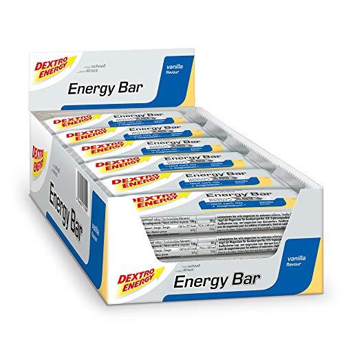 Energieriegel Vanille Dextro Energy | 24x50g...