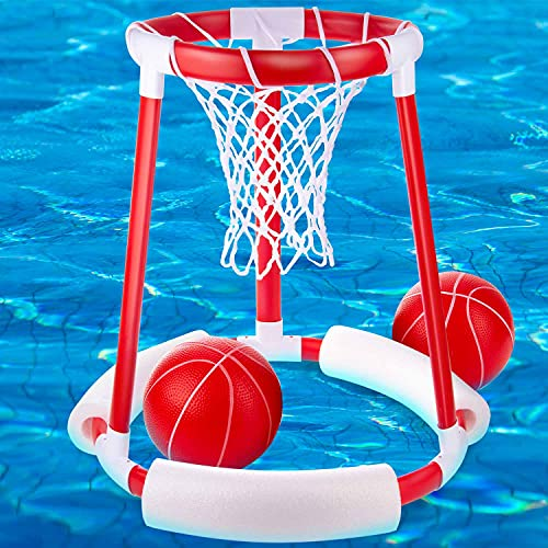 GOODS+GADGETS Swimming-Pool Wasser Basketball;...