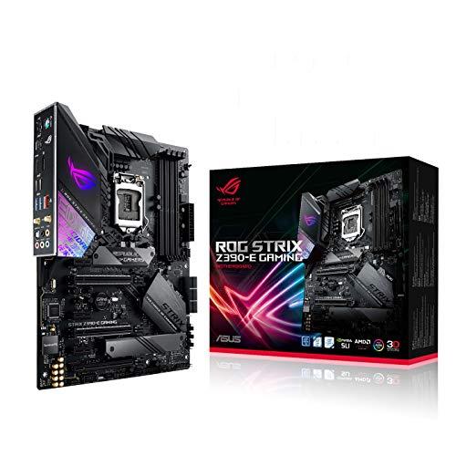 ASUS ROG Strix Z390-E Gaming LGA1151 (Intel 8. und...