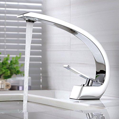BONADE Wasserhahn Bad Waschtischarmatur...