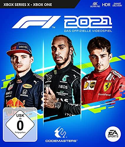 F1 2021 (inkl. kostenloser Xbox Series S/X...