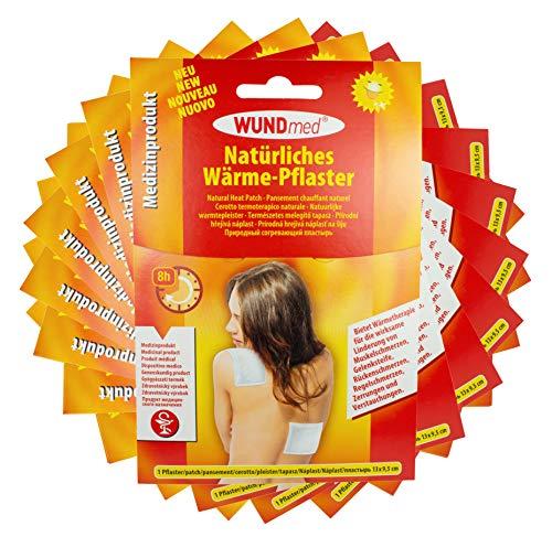 10 Stück - Wundmed® Wärmepflaster -...