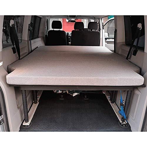 KFoam.es Faltbare Matratze für VW T5 T6 Multivan...