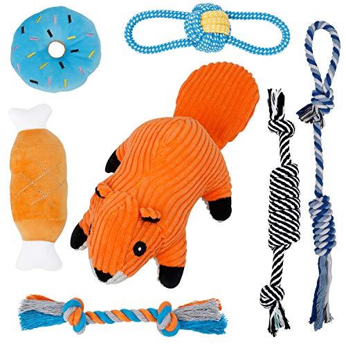 Toozey Welpenspielzeug Hunde Spielsachen - 7...