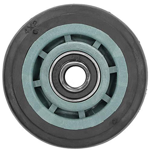 2Pcs 4in Mute Wheel Ersatz Benzinmotor Generator...