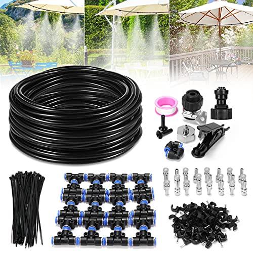 Buluri Bewässerungssystem Set Garten, 18m/59ft...