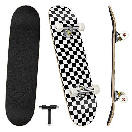 Benewell Skateboard Komplett Board Funboard...