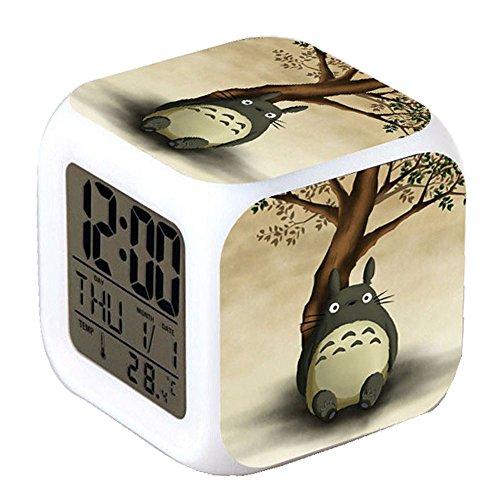 R-timer Clock Neue Anime Totoro Series...
