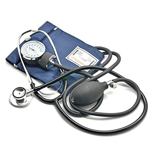 Belmalia Blutdruckmessgerät mit Stethoskop,...