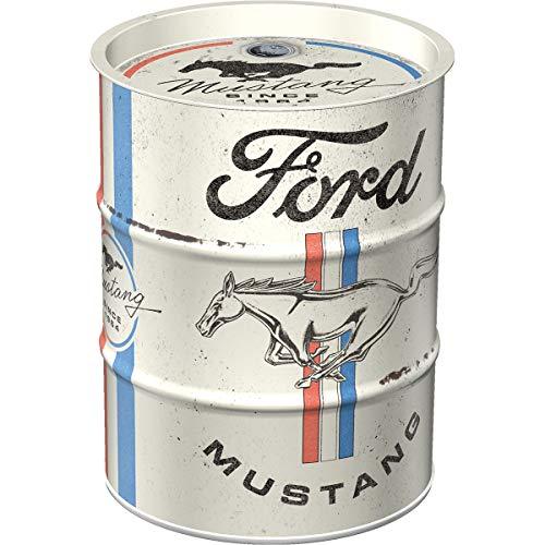 Nostalgic-Art, Retro Spardose, Ford Mustang –...