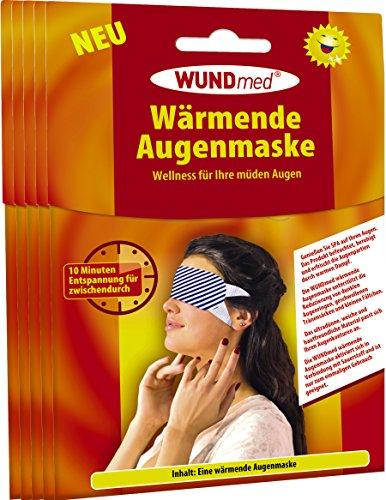 Wärmende Augenmaske | Augenpflege - Anti Falten,...