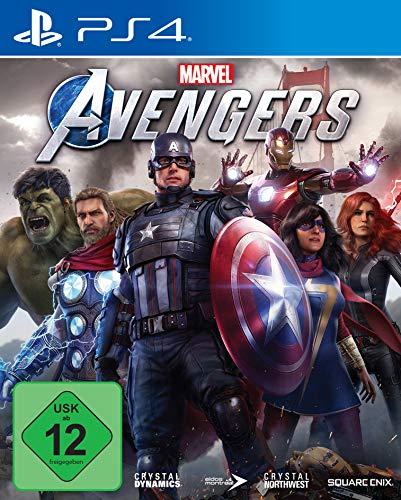 Marvel's Avengers (inkl. kostenloses Upgrade auf...