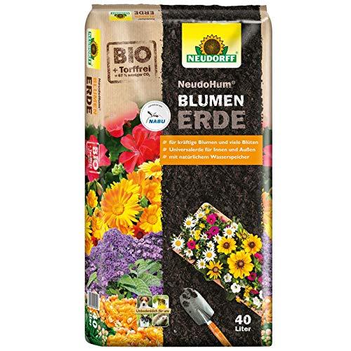 Neudorff NeudoHum BlumenErde 40 Liter Sack...