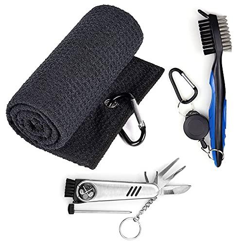 C100AE Golf Reinigungswerkzeug Kit, Golf Bürst,...