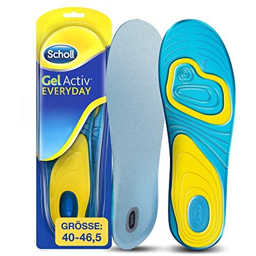 Scholl GelActiv Einlegesohlen Everyday für...