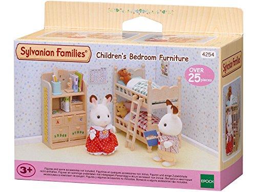 Sylvanian Families 4254 Kinderzimmer-Möbel -...
