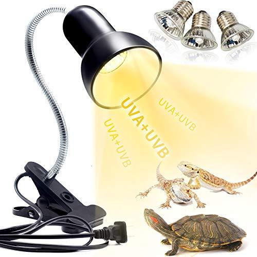 Schildkröten Wärmelampe Reptilien Terrarium...