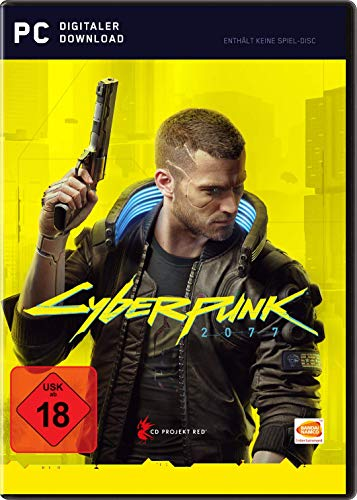 CYBERPUNK 2077 - DAY 1 Edition - [PC]