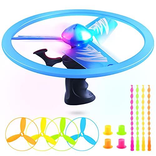 WisToyz LED Lichter Propellerspiel Power Spin und...
