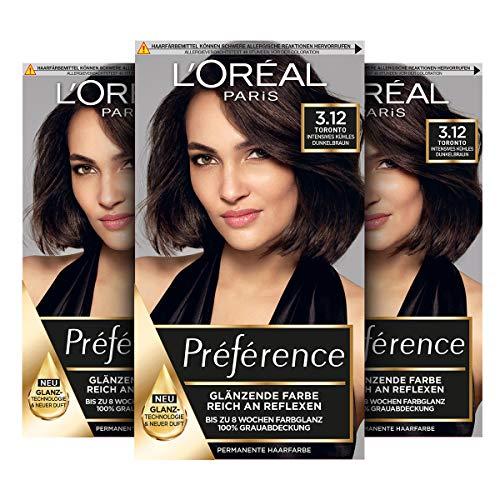 L'Oréal Paris Préférence 3.12 Intensives...