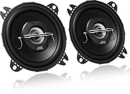 JVC CS-J420X 10 cm 2-Wege-Koaxial-Lautsprecher, 2...