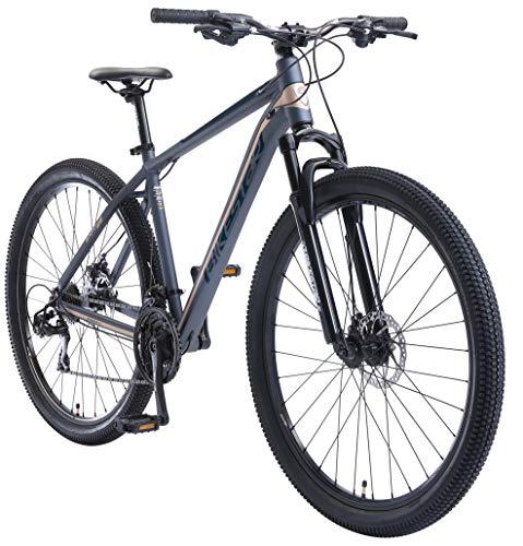 BIKESTAR Hardtail Aluminium Mountainbike Shimano...