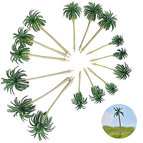 15 Stücke Kokosnuss Palmen Grüne...
