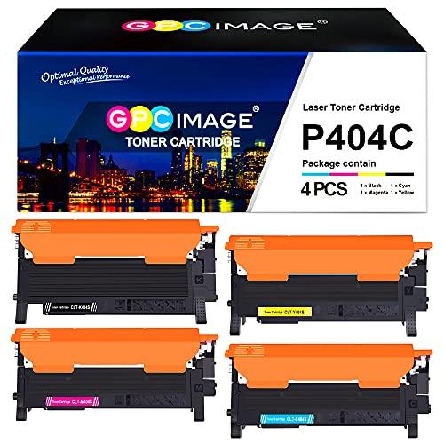 GPC Image CLT-404S Toner Kompatibel für Samsung...