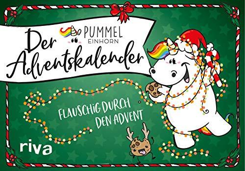 Der Pummeleinhorn-Adventskalender: Flauschig durch...