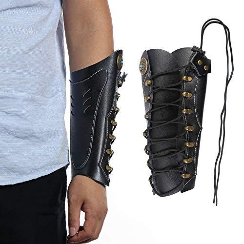 Huntingdoor Armschutz Bogenschießen Leder...