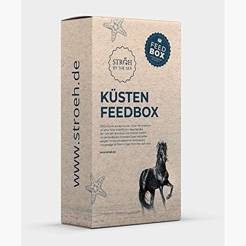 STRÖH Pferdefutter, Ostseegras, Grundfutterersatz...