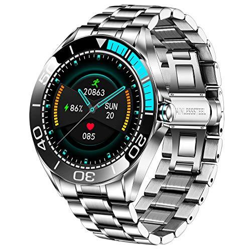 LIGE Herren Smart Watches, IP67 Wasserdichte...