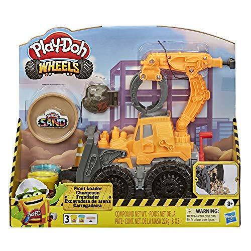 Play-Doh Wheels Frontlader Spielzeugtruck für...