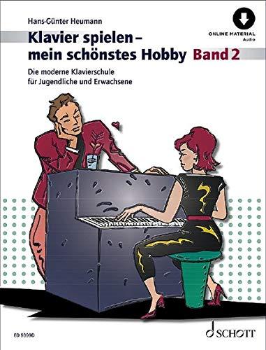 Klavierspielen - mein schönstes Hobby: Die...