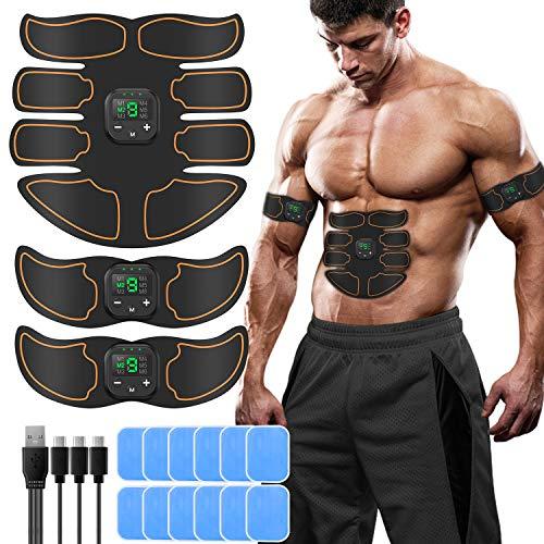 SUNGYIN EMS Muskelstimulator bauchtrainer ABS...