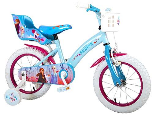 14 Zoll Fahrrad Mädchenfahrrad Kinderfahrrad Rad...