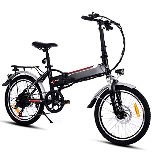 Speedrid Elektrofahrrad E Bike 20/26 Zoll...