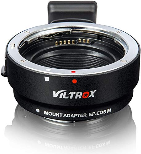 VILTROX EF-EOS M Auto-fokus Objektiv-Adapter für...