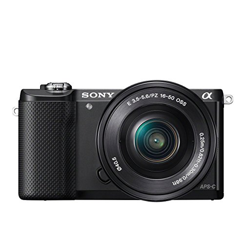 Sony Alpha 5000 Systemkamera (Full HD, 20...