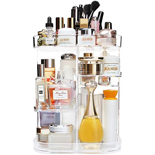 Make up Organizer, Verstellbares 360 Grading...
