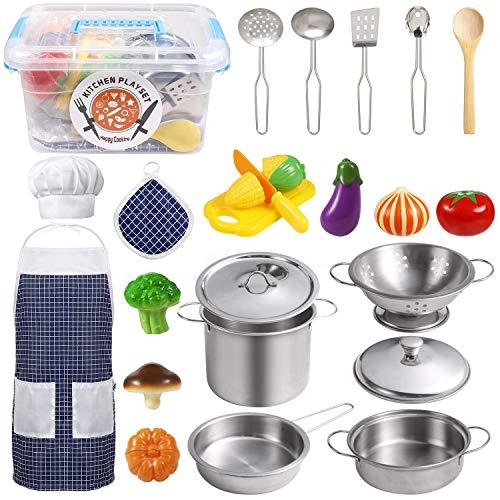 EFO SHM Küchenspielzeug Zubehör Kinderküche...